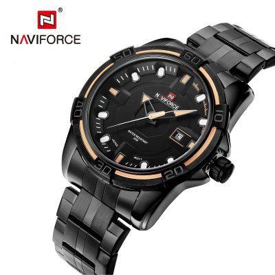 NAVIFORCE NF9079 Business Men Quartz Watch