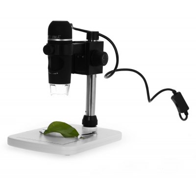 KELIMA 5MP USB Digital Microscope with 8 LED Lights