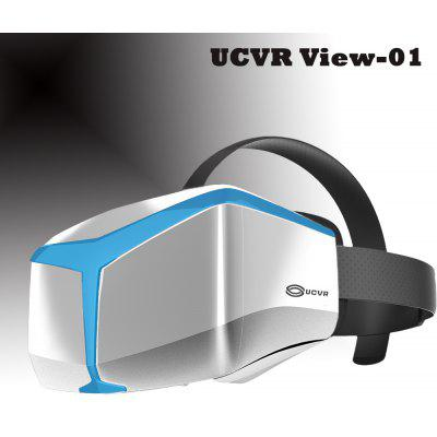 UCVR, View - 01, 3D-VR, Virtual-Reality-Brille