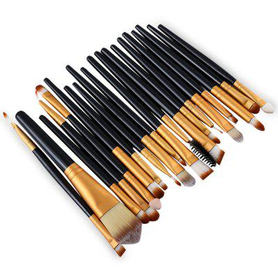 Professional Makeup Eye Brush Set Cosmetic Tool