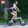 Original Xiaomi QiCYCLE - EF1 Smart Electric Bike - WHITE