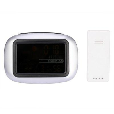 TS - 77 Wireless Weather Forecast Digital Alarm Clock