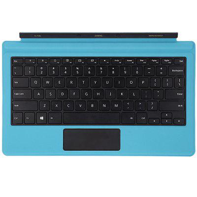 Original Teclast Tbook 16S / Tbook 16 Power Keyboard Magnetic Docking Pogo PinTablet Accessories<br>Original Teclast Tbook 16S / Tbook 16 Power Keyboard Magnetic Docking Pogo Pin<br><br>Accessory type: Keyboard<br>Available Color: Blue<br>Brand: Teclast<br>For: Tablet PC<br>Package Contents: 1 x Keyboard<br>Package size (L x W x H): 32.20 x 21.10 x 3.60 cm / 12.68 x 8.31 x 1.42 inches<br>Package weight: 0.490 kg<br>Product size (L x W x H): 30.50 x 19.70 x 0.50 cm / 12.01 x 7.76 x 0.2 inches<br>Product weight: 0.326 kg
