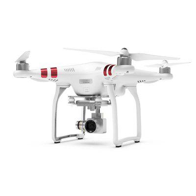 DJI Phantom 3 Standard RC QuadcopterHot Products<br>DJI Phantom 3 Standard RC Quadcopter<br><br>Battery: 15.2V 4480 mAh<br>Brand: DJI<br>Built-in Gyro: 6 Axis Gyro<br>Camera Pixels: 12MP<br>Channel: 7-Channels<br>Charging Time.: 3.5 hours<br>Detailed Control Distance: 1000m<br>Features: Radio Control, WiFi FPV<br>Flying Time: 20-25min<br>Functions: WiFi Connection, Up/down, Turn left/right, Roll, Hover, GPS Altitude Hold, FPV, Forward/backward, Automatic Return, GPS location tracking<br>Kit Types: RTF<br>Level: Advanced Level<br>Mode: Mode 1 &amp; Mode 2(Left &amp; Right Hand Throttle)<br>Model: Phantom 3 Standard<br>Motor Type: Brushless Motor<br>Package Contents: 1 x Quadcopter, 1 x Transmitter, 4 x Propeller, 1 x Intelligent Flight Battery, 1 x Battery Charger, 1 x Power Cable, 1 x Set of Manuals, 1 x Gimbal Clamp, 4 x Vibration Absorber, 1 x 8G SD Card, 1 x<br>Package size (L x W x H): 45.00 x 40.00 x 25.00 cm / 17.72 x 15.75 x 9.84 inches<br>Package weight: 3.730 kg<br>Product size (L x W x H): 40.00 x 38.00 x 22.00 cm / 15.75 x 14.96 x 8.66 inches<br>Radio Mode: Mode 1 &amp; Mode 2 ?Left &amp; Right-hand Throttle?<br>Remote Control: 2.4GHz Wireless Remote Control<br>Transmitter Power: Rechargeable Battery(included)<br>Type: Quadcopter<br>Video Resolution: 2.7K