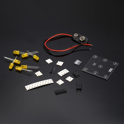 Electronic Dice Suite Touch Key para DIY Project