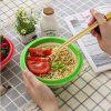 3PCS SUMSHUN Portable Collapsible Bowls - COLORMIX