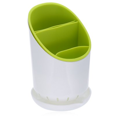 Multifunctional Spoons Forks Knives Storage Bucket