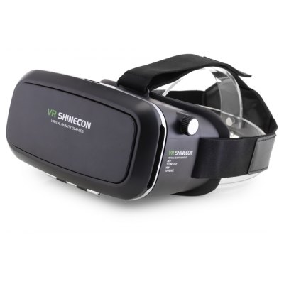 VR SHINECON Plus VR Rrealtà Virtuale Occhiali 3D