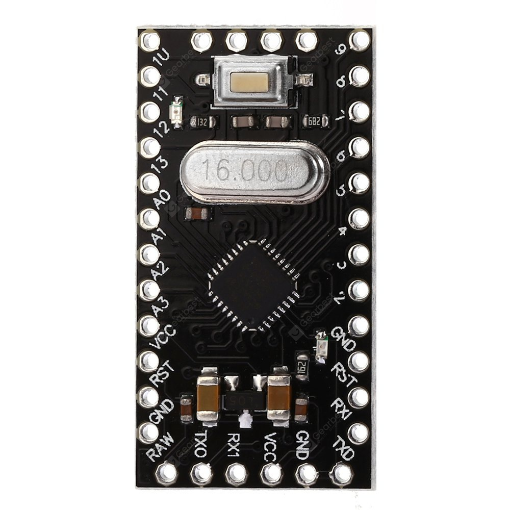Improved Version Pro Mini Module Atmega328P 5V 16M