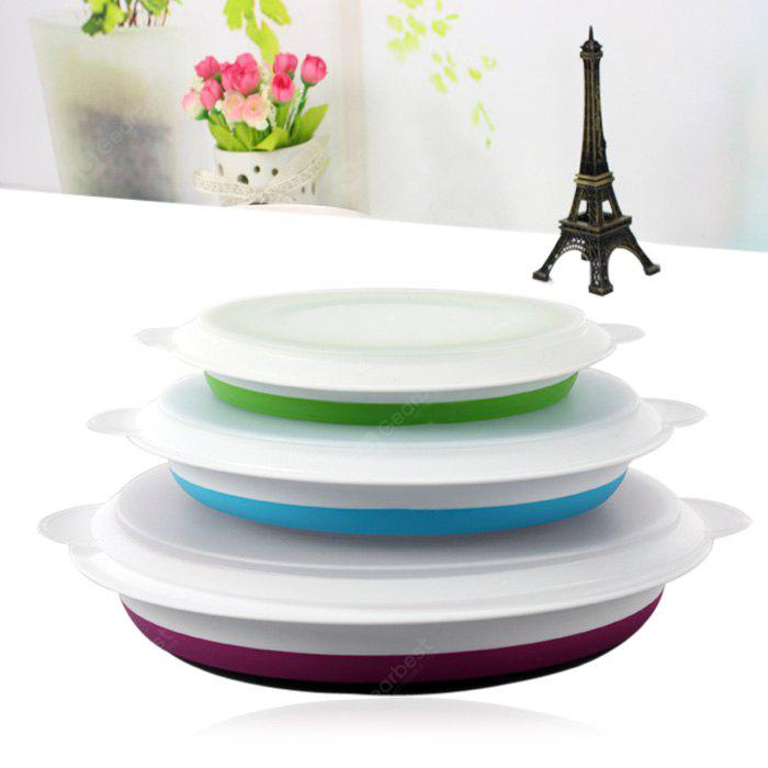 3PCS SUMSHUN Portable Collapsible Bowls