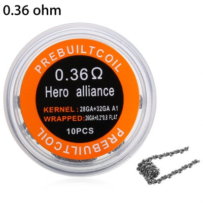 Prebuilt Hero Alliance Coil