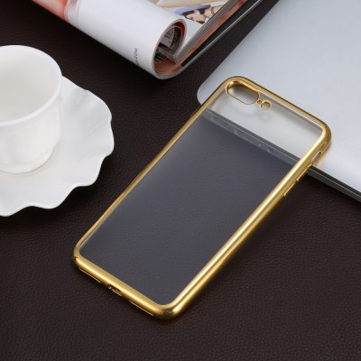 TPU Soft Protective Phone Case for iPhone 7 Plus