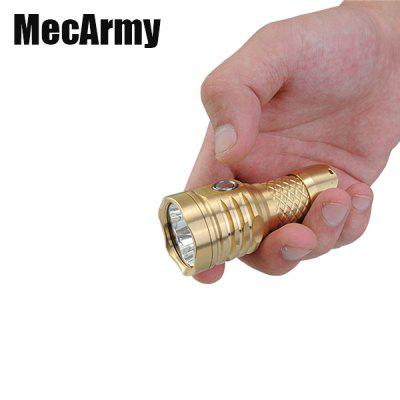 MecArmy PT16 - Bs LED Flashlight