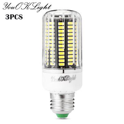 3pcs YouOKLight LED Corn Bulb