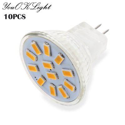 10pcs YouOKLight LED Spot Bulb