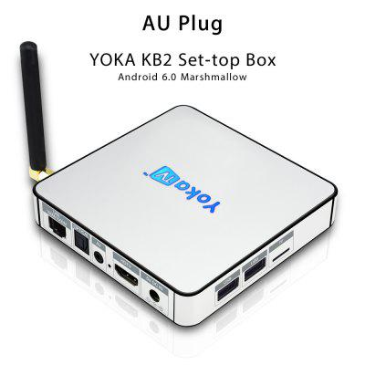 YOKATV KB2 TV Box Amlogic S912 Octa Core