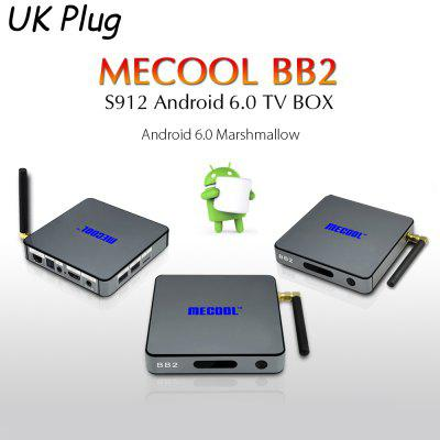 MECOOL BB2 Set-top Box Amlogic S912 Octa Core