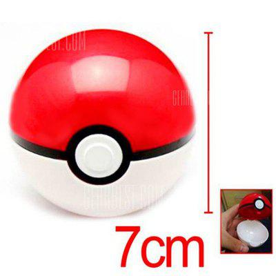 7cm Pokemon Ball Anime Action Figure Collection Toy Cosplay Prop 170622201