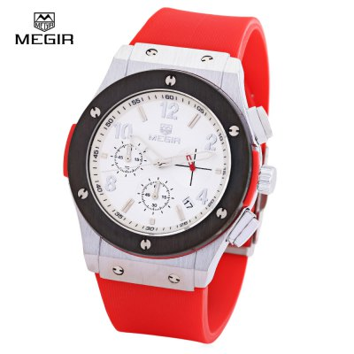 MEGIR 3002 Male Quartz Watch