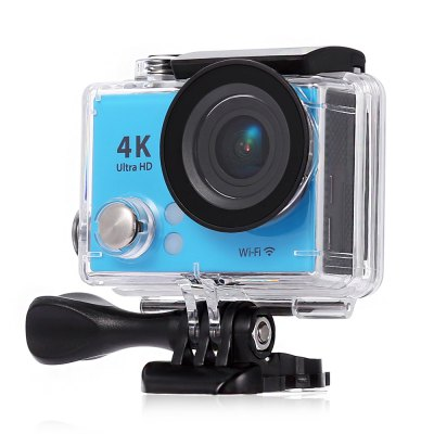 H2 Ultra HD 4K WiFi Tiny Action Camera