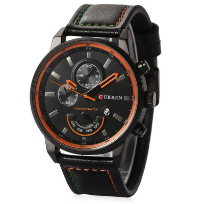 CURREN 8217 Casual Men Quartz Watch