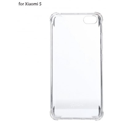Buy TRANSPARENT WXD Phone Case Screen Film Kit for Xiaomi 5 for $7.89 in GearBest store