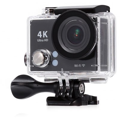 H2 4K Ultra HD WiFi Action Camera