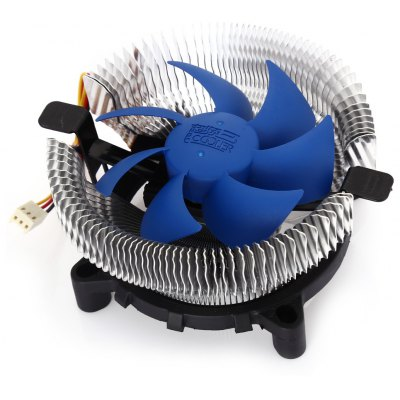 PCCOOLER Qingniao 3 Ultra-silent CPU Cooler Fan