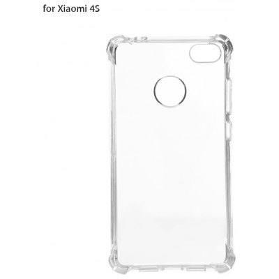Buy TRANSPARENT WXD Phone Case Screen Film Kit for Xiaomi 4S for $8.24 in GearBest store