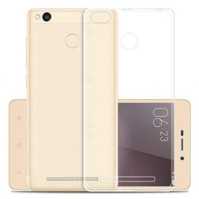 Luanke Transparent Phone Case for Xiaomi Redmi 3 Pro