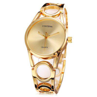 CONTENA Fashion No Scale Lady Quartz Watch