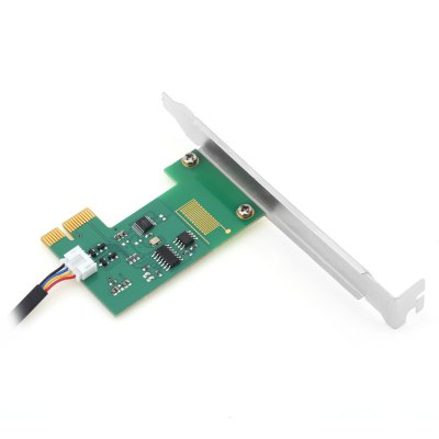 Desktop Wireless PCI-E Switch Lock + Transmitter