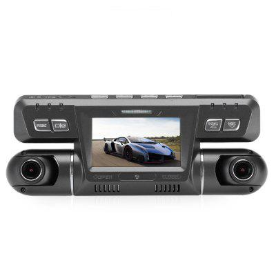 Car DVR with Double Camera 1080P Full HD
