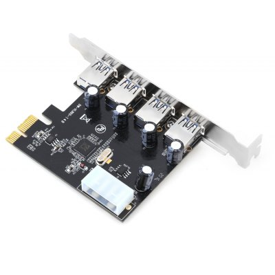 PCIE - USB30 - T4B PCI Express to USB 3.0 Controller Card