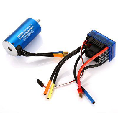 SURPASS 3674 Brushless Motor