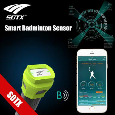 Sotx 2.0 120828 Smart Badminton Racket Sensor