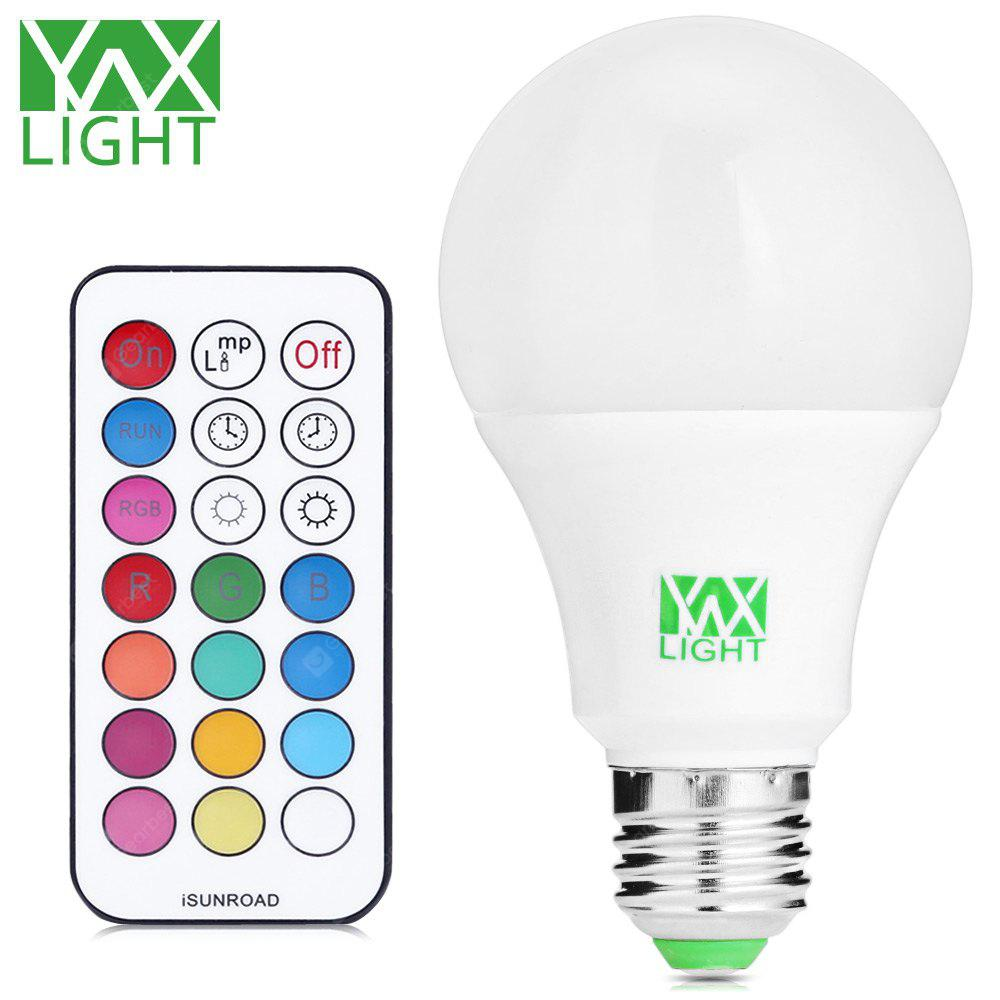 YWXLight RGBW LED Bulbo