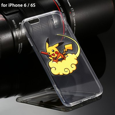 Transparent Protective Phone Case for iPhone 6 / 6S