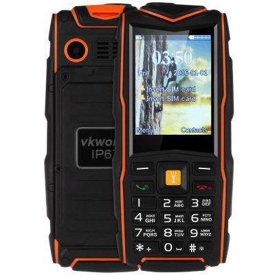 VKworld Stone V3 Quad Band Bar Phone