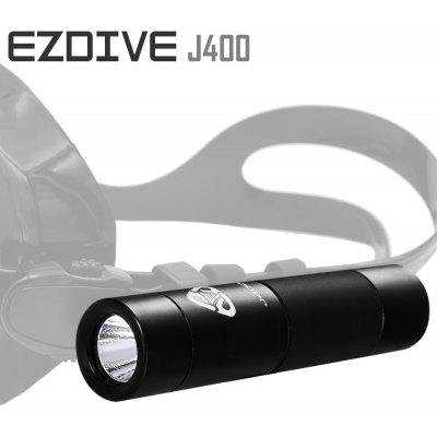 EZDIVE J400 Dive Light Set