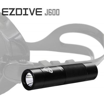 EZDIVE J600 Dive Light Set