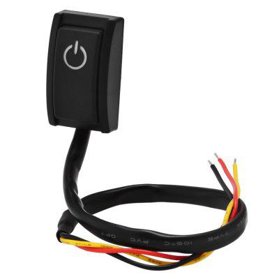 Jtron DIY Switch for Car ON / OFF Style