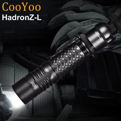 CooYoo HadronZ - L LED High Beam Flashlight