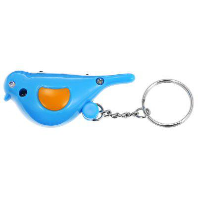 Novelty Bird Whistle Voice Control Ant-lost Key Finder