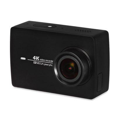 Original YI II International Version WiFi 4K Sports Action Camera