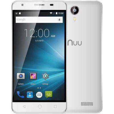 NUU N5L US Version 4G Phablet