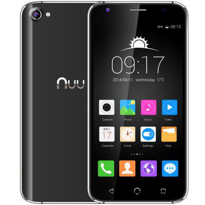 NUU X4 US Version 4G Smartphone
