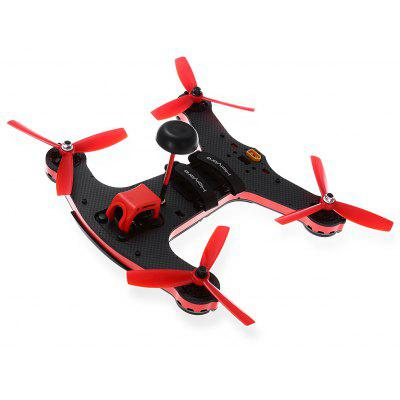 Buy RED WITH BLACK Holybro Shuriken 250 RC Racing Drone BNF for $223.67 in GearBest store
