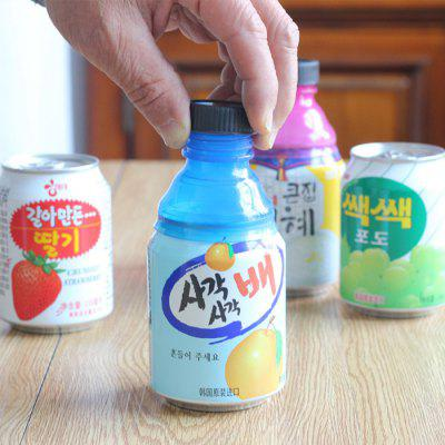 6PCS Colorful Bottle Top Can Convert