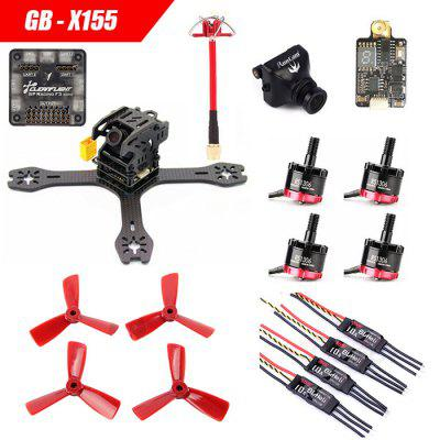 GB - X155 Carbon Fiber Frame Kit RC Racing Drone